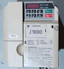 Yaskawa J1000 Ac Variable Frequency Drive 380 480 Vac Cimr Ju4a0001baa