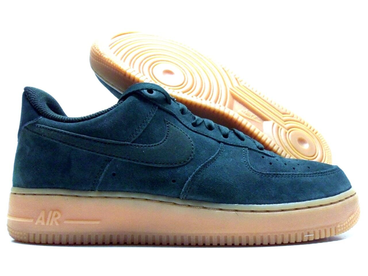 NIKE AIR FORCE 1 '07 SE OUTDOOR GREEN/OUTDOOR GREEN SIZE WOMEN'S 10 [AA0287-300]