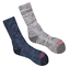 Grisport Mens 2 Pack Merino Wool Socks