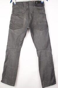 G-Star Raw Herren Jack Hose Slim Gerades Bein Jeans Größe W28 L30 APZ959