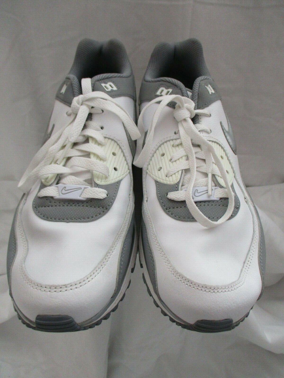 Nike - Air Max Wright 317551-119  Grey White  (New w o Box)  Size 11.5