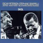 Skol by Oscar Peterson/Stéphane Grappelli (CD, Dec-1990, Concord)