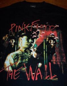 41d17388d A imagem está carregando Pink-Floyd-The-Wall-Camiseta-Small-Nova
