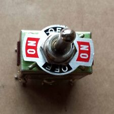3 way switch 10A 15amp 12V or 24V Electrical DC switch /Component Equipment Test