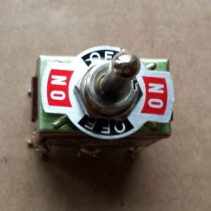 3 way switch 10A 15amp 12V or 24V Electrical DC switch /Component ...