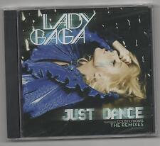Lady Gaga Just Dance 2008 Remixes 4 Track CD