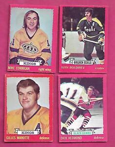 1973-74-OPC-NHL-PLAYERS-CARD-LOT-INV-J0158