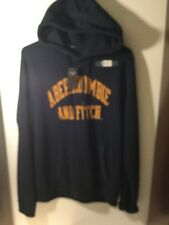 Abercrombie & Fitch, hoodies sweatshirts, Adult, X LARGE ,+ Free Shipping,(A13)