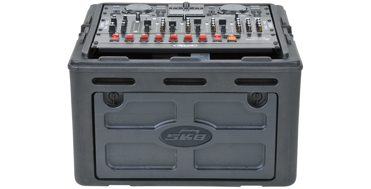SKB Cases 1SKB-R104 - Computer Based Audio   Video Control and Presentation Case