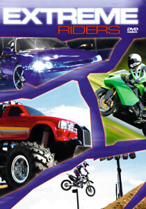DVD-Extreme-Moteros-Stunts-Accion-y-caliente-Chicas-Stund-Accion-amp-Chicks