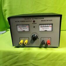 Elenco Xp 625 Ac Dc Variable Power Supply Generator School Psu Fully Tested