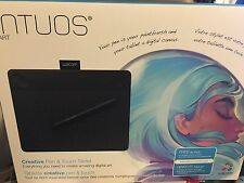 BRAND NEW Wacom intuos art pen & touch digital graphics drawing painting tablet