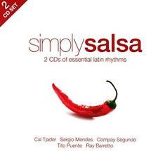 Img del prodotto Simply Salsa 4 Cd Neu