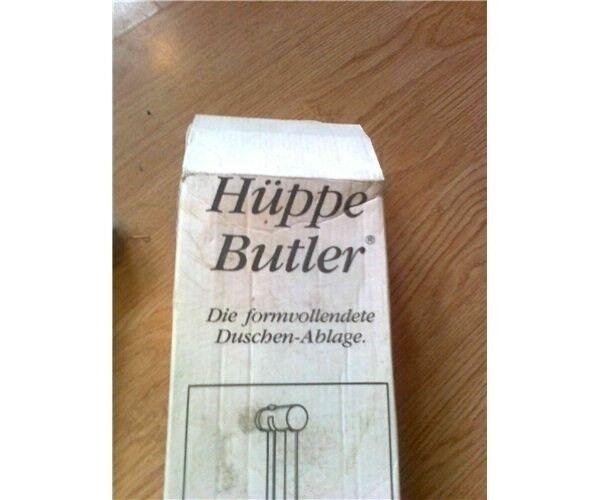 Andet, Hüppe Butler