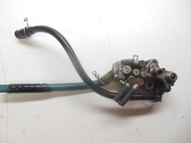 Yamaha 63d-13200-00 Oil Injection Pump 63D1320000