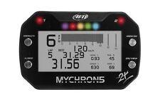 AIM Mychron5 2T Tach w/ CHT Patch Cable Lap Timing RPM Go Kart Racing Parts NEW