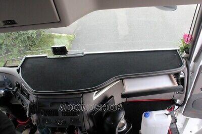 Lkw Tisch passend für DAF XF 106 Ablage mit Schublade –Schwarz | eBay