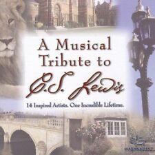 FREE US SH (int'l sh=$0-$3) USED,MINT CD Various Artists: Musical Tribute to C.S