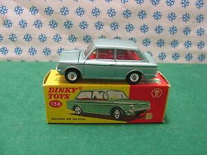 Vintage-HILLMAN-IMP-Saloon-Very-near-Mint-Dinky-Toys-138