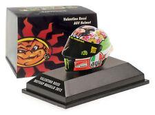 Minichamps Valentino Rossi Helmet - MotoGP Mugello 2012 1/8 Scale