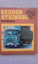 World Trucks: No. 3: Seddon Atkinson by Pat Kennett (Paperback, 1978)