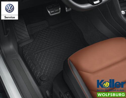Volkswagen Tiguan Mqb Alfombrillas de Goma 4 Pcs Estera Par Todo el Año