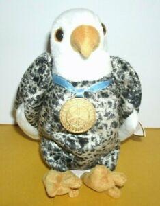 Ty Beanie Babies Valor The Eagle New
