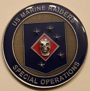 Special Operations Marine Raider Marsoc Detachment 1