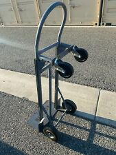Used Heavy Duty Convertible Hand Truck 4 Wheel Dolly Moving Boxes Pickup Anaheim