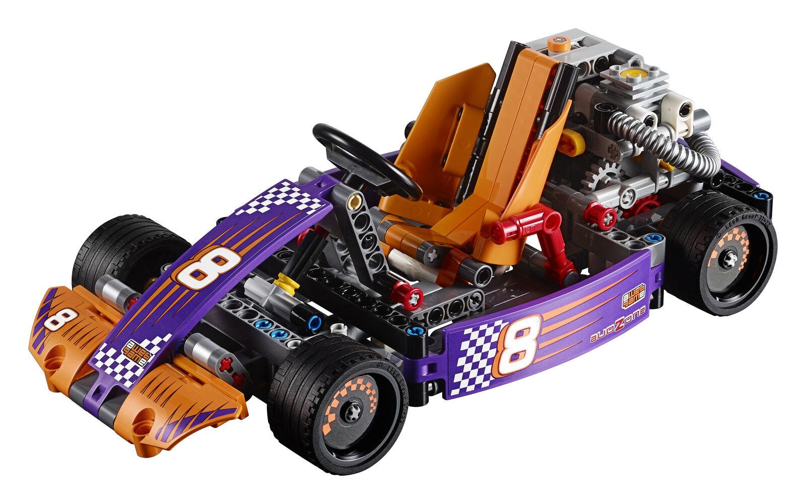 LEGO® Technic 42048 Renn-Kart NEU OVP_ OVP_ OVP_ Race Kart NEW MISB NRFB 5c35e9