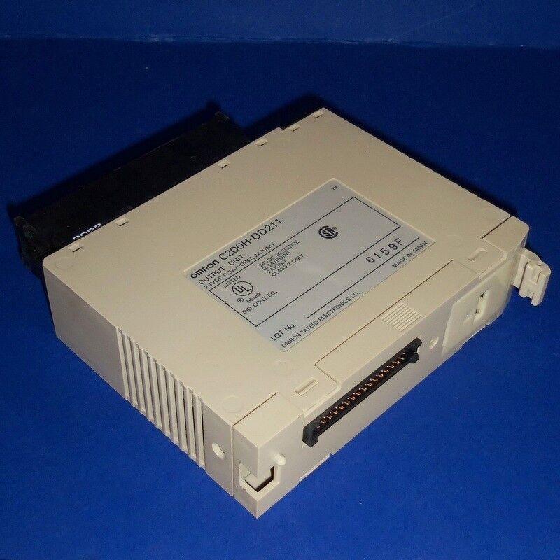Omron C200h-0d211 C200H0D211 Output Unit C on