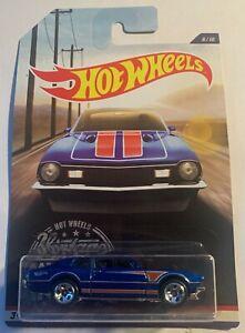 Hot Wheels 2016 Vintage American Muscle Set 1971 Maverick Grabber