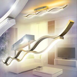 Plafoniera Luce LED Lampada soggiorno Sospensione cucina Lampadario ...