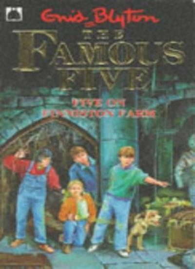 Five on Finniston Farm (Knight Books) By Enid Blyton. 9780340548929