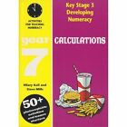 Calculations: Year 7: Activities for the Daily Maths Lesson by Steve Mills, Hilary Koll (Paperback, 2003)