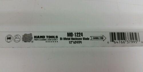BI-METAL Hacksaw Hand Tool Professional Series Heavy Duty