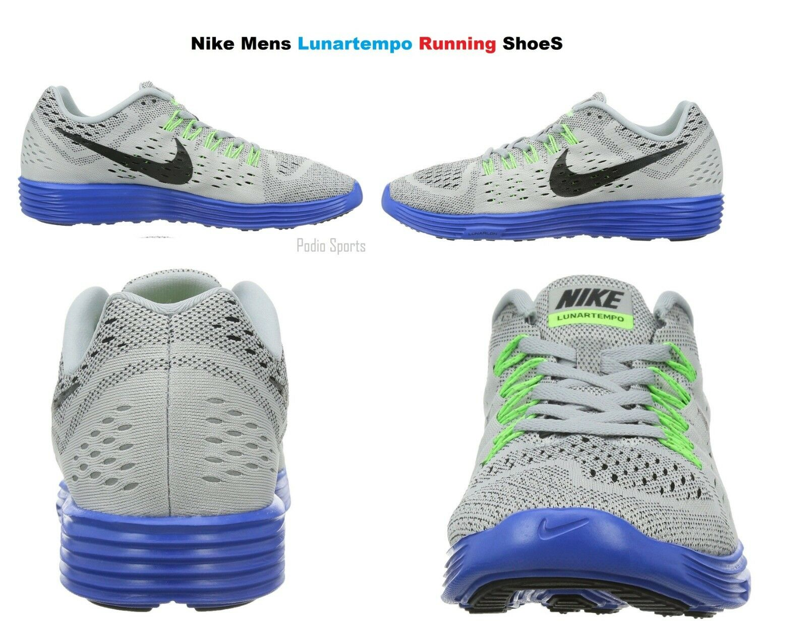 705461 004 GYM NEW NIKE LUNARTEMPO CROSS GYM 004 FIT TRAINING RUNNING d8a2ca
