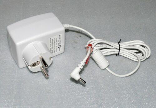 Vivanco Babyfon Ladegerät Netzteil 9V 200mA Netz adapter stecker 3,1-1,9mm White