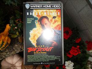 Last Boy Scout, Action-Thriller, FSK 16, Bruce Willis, gut erh. VHS-Kassette - Schmitten, Deutschland - Last Boy Scout, Action-Thriller, FSK 16, Bruce Willis, gut erh. VHS-Kassette - Schmitten, Deutschland