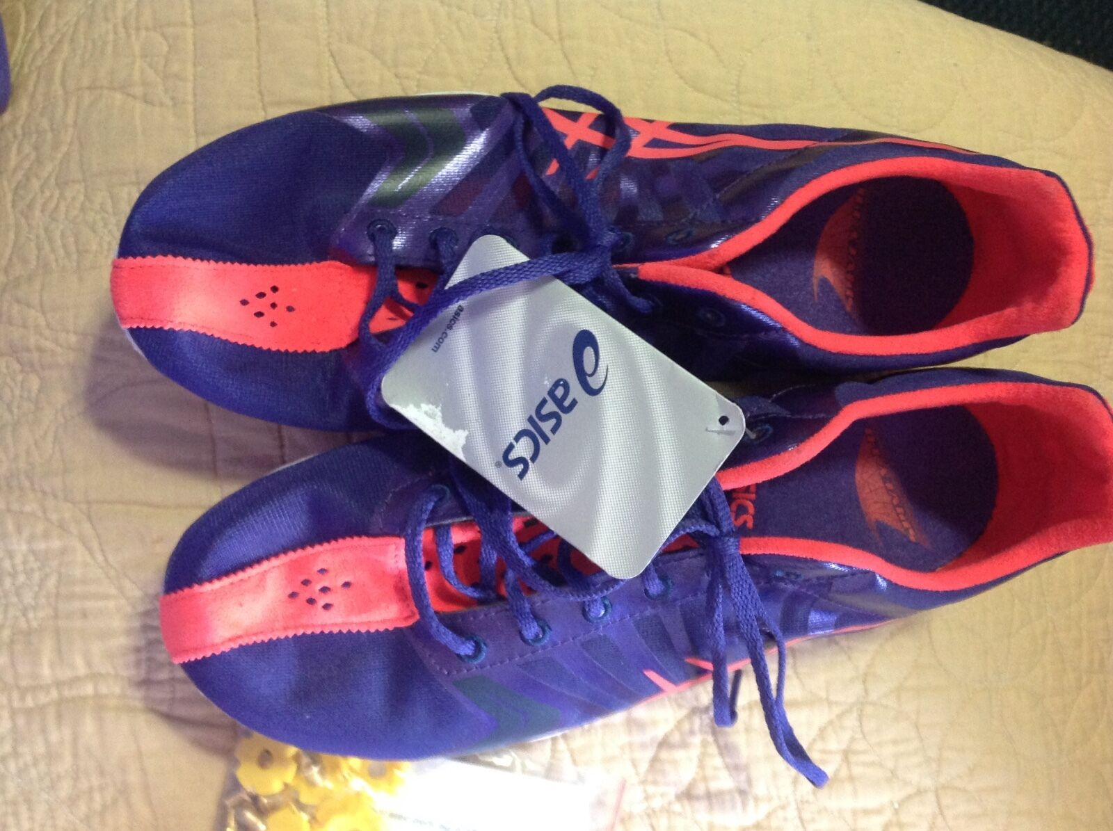 Asics Spivey LD Synthetic with  Cleats New women's 8 Seasonal price cuts, discount benefits