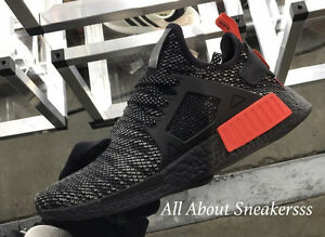 2017 Men And Womens Nmd Xr1 Glitch/Black/White/Blue Camo 2016