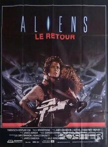 "Alien FRIDGE MAGNET movie poster /""style A/"""