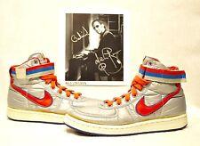 1980s Nike Vandal Supreme 8 Stage-worn by NILS LOFGREN E Street Band