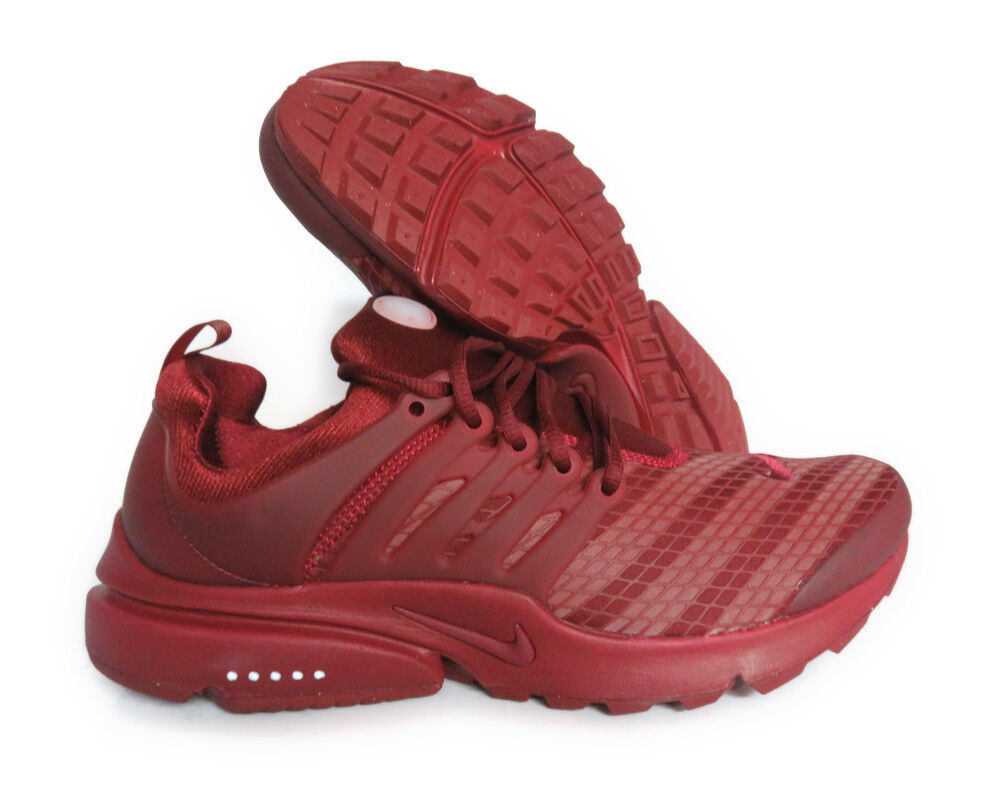 Men's Nike Presto Team Utility Running Sneakers New, Team Presto Red 862749-600 SKU AA 4b10e7