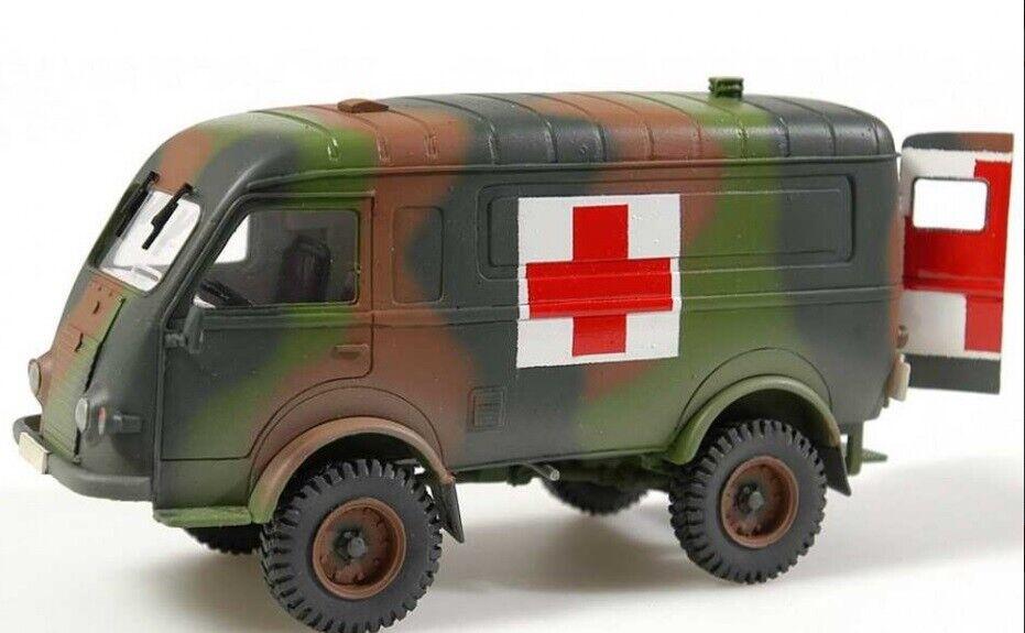 1 35 wepse models renault 4x4 ambulance van sold  mounted  grande vente
