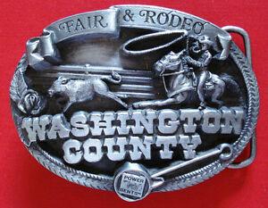 Design; 1987 Vtg Siskiyou Fair&rodeo Washington Grafschaft Limitierte Auflage #441 Novel In
