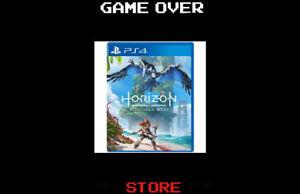 Horizon Forbidden West Ps4 Playstation 4 Nuovo ITA Videogame Pre Order Promo