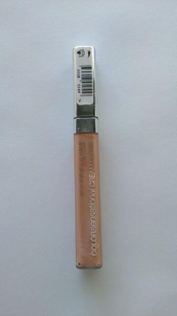 Maybelline Color Sensational Shine Gloss 710 Ivory Beige Lip Gloss
