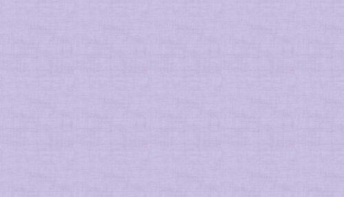 Makower 'Linen Texture Half or Whole Metre Lilac' 100/% Cotton Fat Quarter