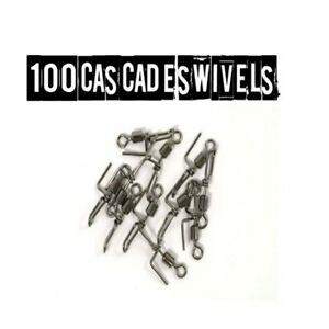 Cascade-Swivels-100-in-total-rig-building-sea-fishing-terminal-tackle